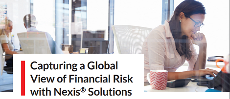 Capturing a Global View of Financial Risk with Nexis® Solutions