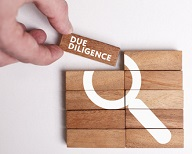 Building blocks with missing due diligence piece