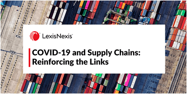 COVID-19 and Supply Chains
