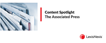 Meet a Content Titan: 4 Reasons to Take Advantage of News from TheAssociated Press in Your Business Research on Nexis®