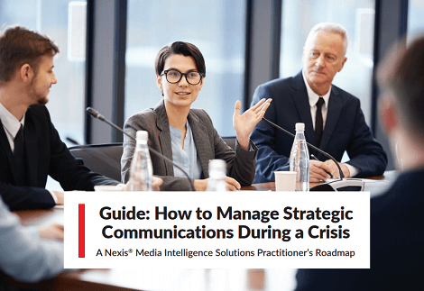How to Manage Strategic Communications During a Crisis