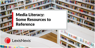 Media Literacy: Some Resources to Reference