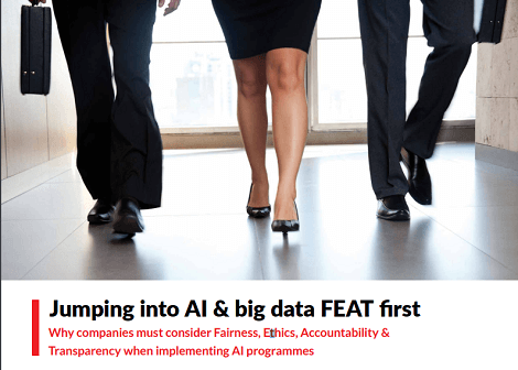Jumping into AI & big data FEAT first