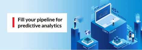 Fill your pipeline for predictive analytics