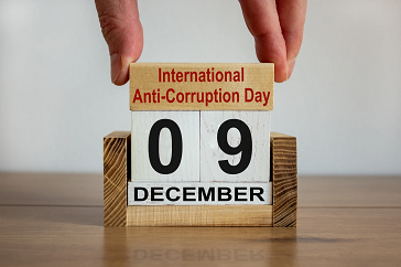 Stark Warning of Global Third-Party Bribery Risk on Anti-Corruption Day