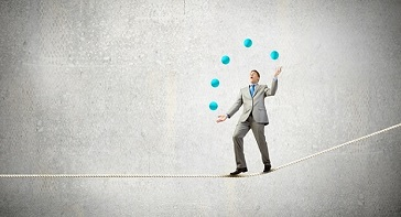 Frontline compliance requires expert juggling