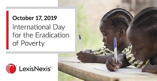 International Day for the Eradication of Poverty, 2019