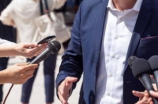 Media crisis interview, business leader responds
