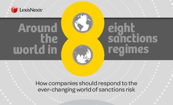 Around the world in 8 sanctions regimes