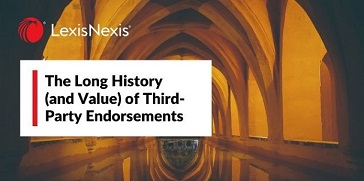 The Long History (and Value) of Third-Party Endorsements