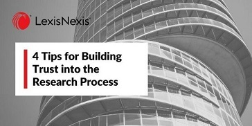 Four Tips for Building Trust into the Research Process