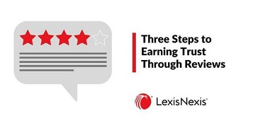 Three Steps to Earning Trust Through Reviews
